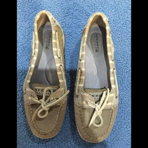 Womans size 6 sperry top-siders